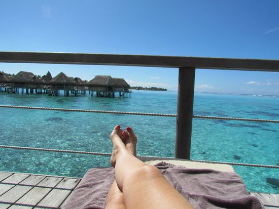 Sofitel Moorea Ia Ora Beach Resort : CABAÑA