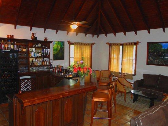 Hidden Valley Inn : Bar