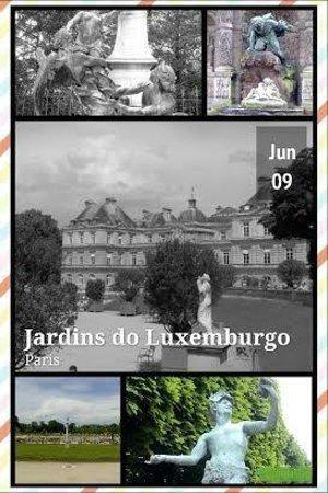 Luxembourg Gardens: Jardim do Luxemburgo