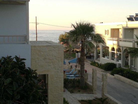 Hotel Erato: utsikt