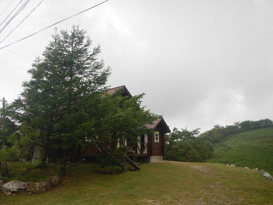 Lodge Yama : 本館全景