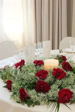 Hesperia Sant Just: MEETING ROOM WEDDING