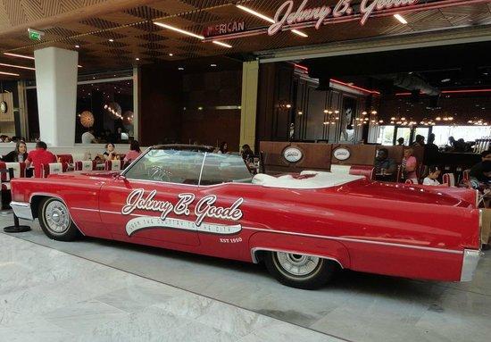 Johnny B Goode Restaurant
