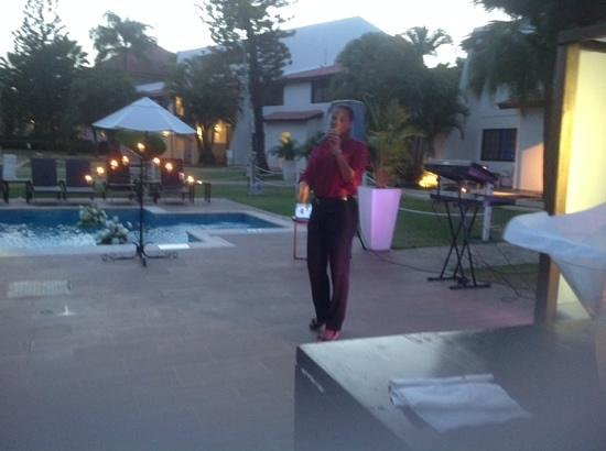 BlueBay Villas Doradas Adults Only: Ines pachardo guest party