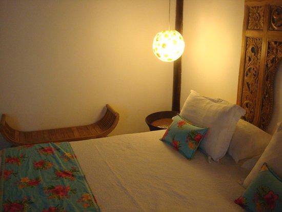 Karmairi Hotel Spa : Quarto Standard Junior