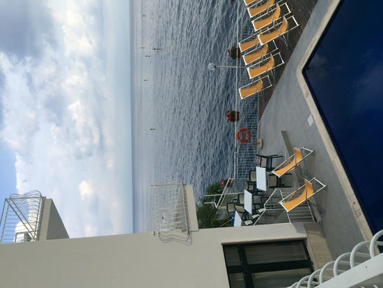 Hotel Admiral Sorrento: view !!