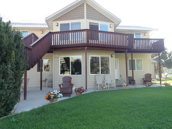 Bryce Trails Bed and Breakfast : B & B