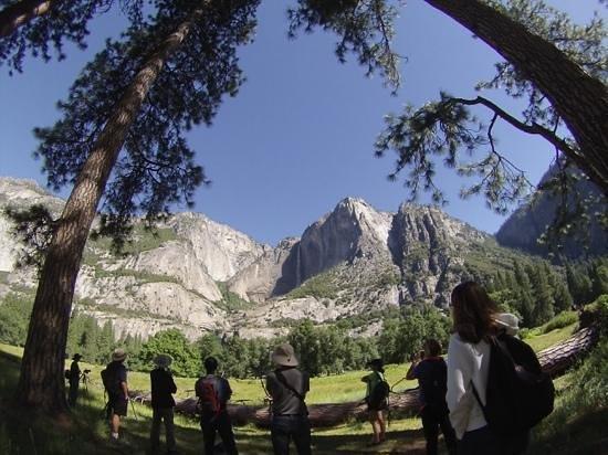 Yosemite Falls: With my GoPro