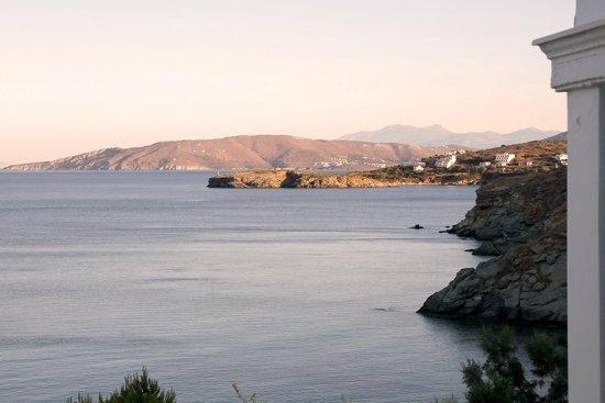 Aneroussa Beach Hotel : Θέα από το δωμάτιο
