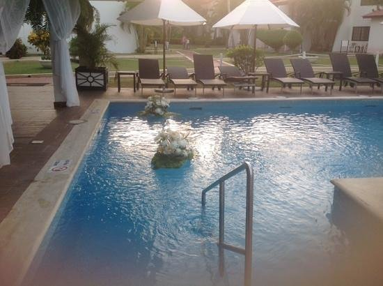 BlueBay Villas Doradas Adults Only : spa pool