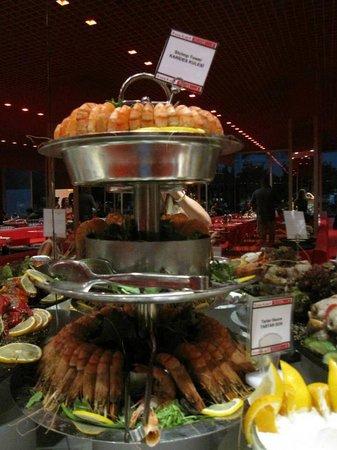 Hotel SU : Food was incredible