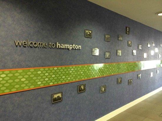 Hampton by Hilton Birmingham Broad Street: Hotel