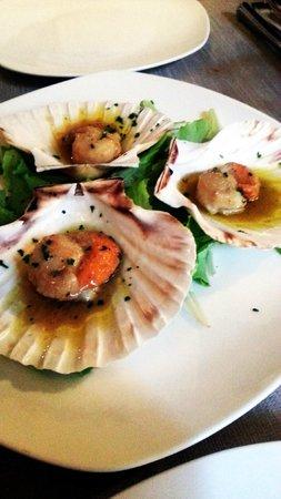 Vini da Gigio: Delicious seafood