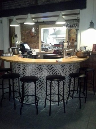 Photo of French Restaurant Le Billig Creperie-Bistro at 481 Rue, Saint-jean, Quebec City G1R 1P5, Canada
