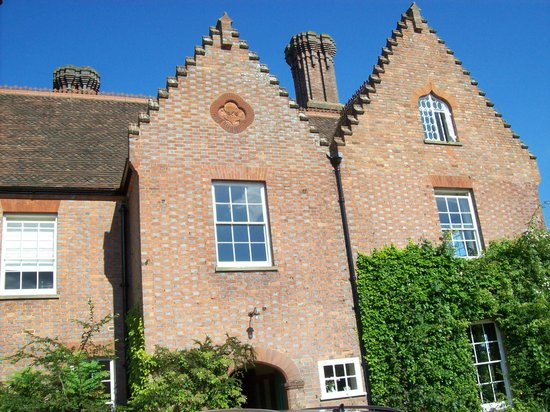Sissinghurst Castle Farmhouse : The Farmhouse