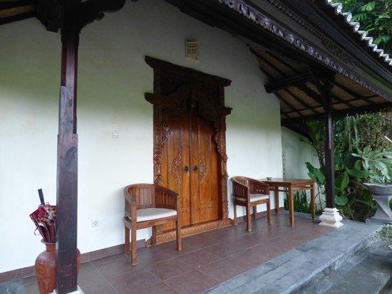 Villa Taman di Blayu: Entrée de la villa