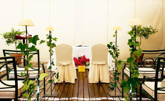 Hesperia Sevilla : Wedding