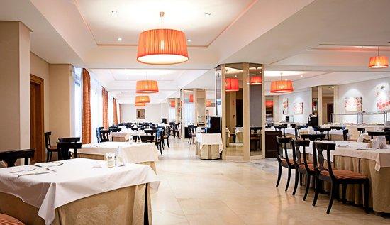 Hesperia Sevilla : Breakfast Buffet