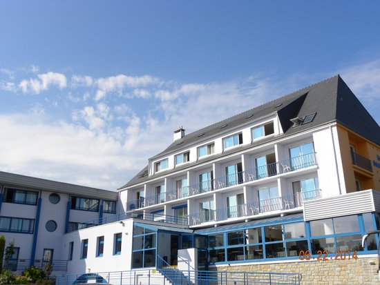 Hotel Sainte-Marine: l hotel