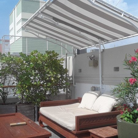The Betsy - South Beach : Rooftop
