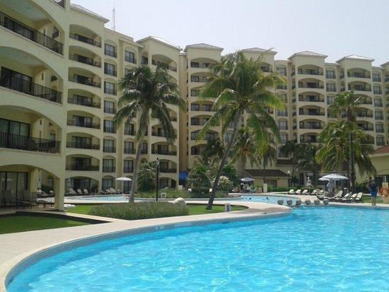 The Royal Caribbean: hotel