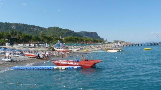 Le Jardin Resort : Activités nautiques