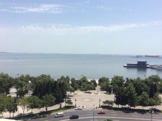 Park Inn by Radisson Azerbaijan Baku Hotel: Amzing View