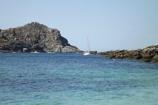 Playa de Rodas: Água