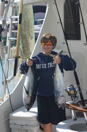 Bud n' Mary's Sportfishing Marina: Tuna