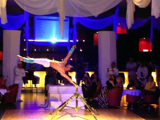 Kenzi Club Agdal Medina: soiree