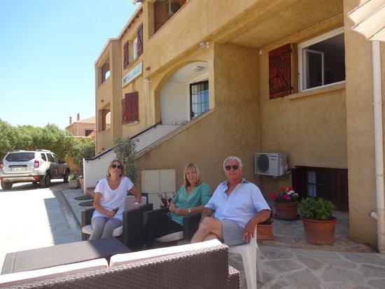 Motel de la Puntella: ANTONIA,MARIE ET XAVIER