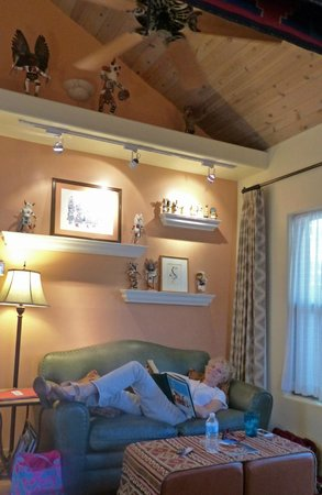 Four Kachinas Inn: Kachina Room