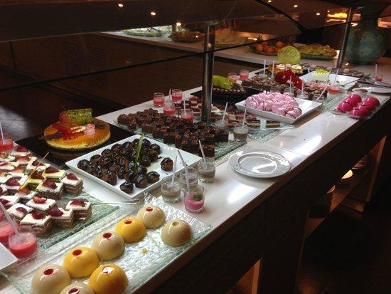 Kenzi Club Agdal Medina: les desserts