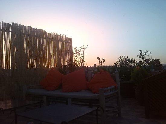Riad Dar El Aila: roof top