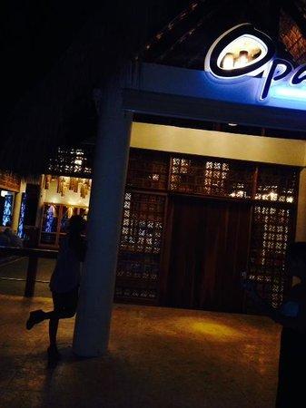 Royalton Punta Cana Resort & Casino: Opa, Best Location on the Beach
