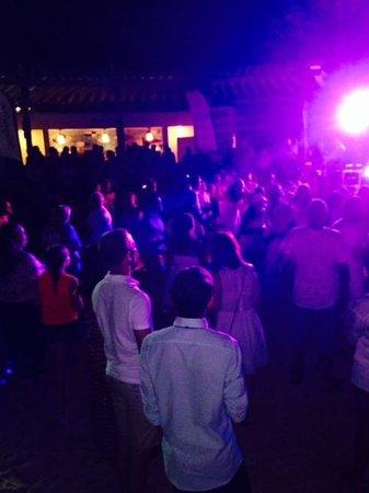 Royalton Punta Cana Resort & Casino: Score  Bar