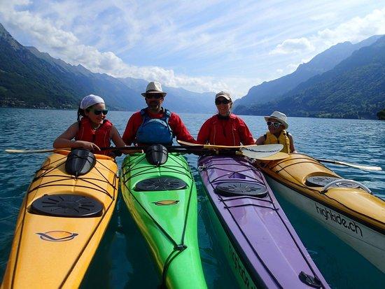 Hightide Kayak School - Kayaking Day Tours: Spass für die ganze Familie