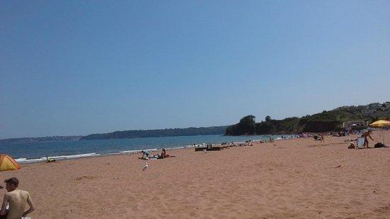 Goodrington Sands: sandy beach 1