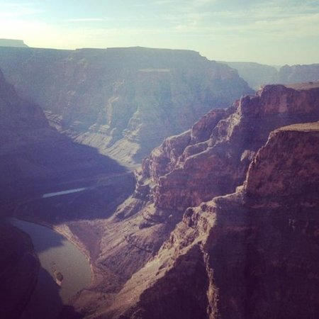 Papillon Grand Canyon Helicopters: View of Grand Canyon from Helicopter