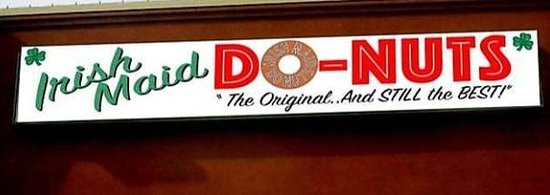 Irish Maid Donuts, 4600 Towson Ave, Fort Smith,AR