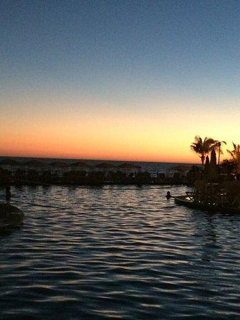 Velas Vallarta: Breathtaking sunset
