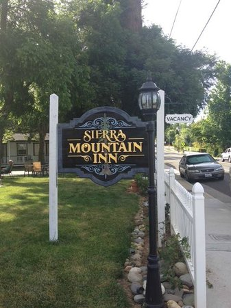 Sierra Mountain Inn: Sierra Mtn Inn