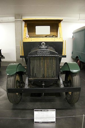 LeMay - America's Car Museum: 1922 Olympic 2.5-ton Truck (Made in Tacoma)
