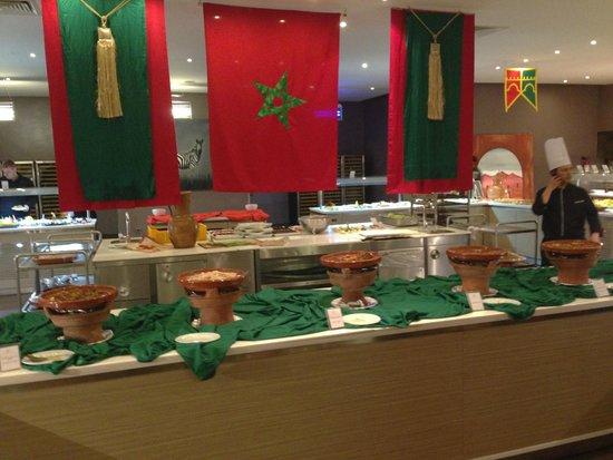 Kenzi Club Agdal Medina: soiree marocaine