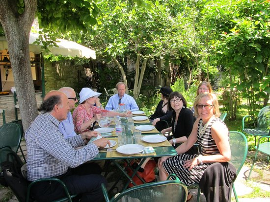 Anne's Italy : In the magic garden of La Fontanella
