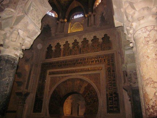 Mezquita-Catedral de Córdoba: Parte muçulmana da Mezquita