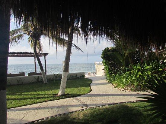 Desire Resort & Spa Riviera Maya: beach
