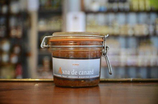 Epicuria Saveurs & Traditions : Axoa de canard artisanal 350g