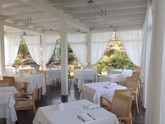 Lanthia Resort Restaurant: Inner Restaurant