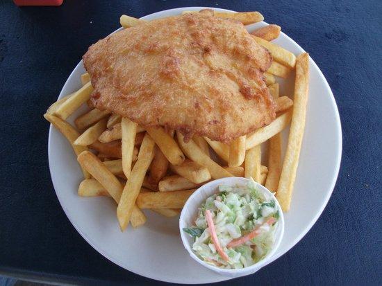 Weathervane Seafoods Belfast: Best Haddock
